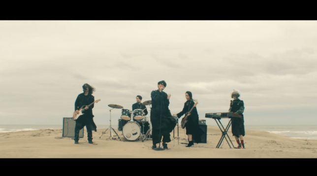 Sakanaction / Tabun kaze MV