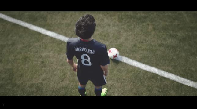 KIRIN Soccer CM  Soccer wa souryokusen da watashitachi no daihyou hen