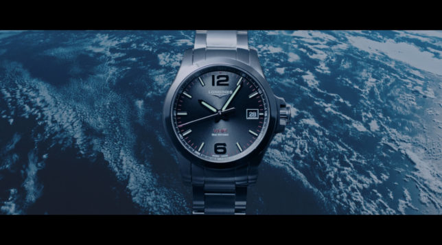 Conquest V.H.P. Specialnight by Longines