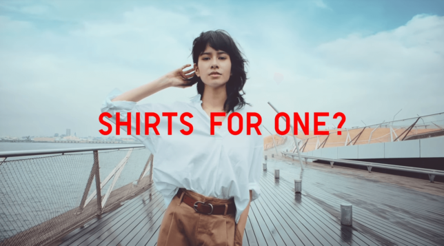 UNIQLO SHIRTS FOR ALL ユニクロのシャツ&ブラウス