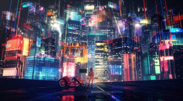 AKIRA『東京リボーン』