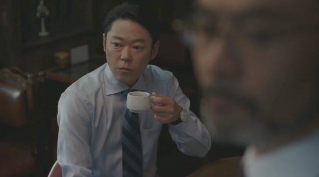 日清ラ王「新・食べたい男 似てますよね?」篇