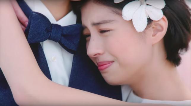 ゼクシィCM「私は、あなたと結婚したいのです」風船篇