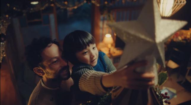 Google Home:クリスマスパーティーにも篇
